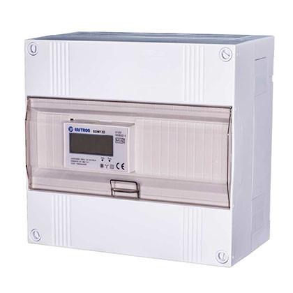 Groepenkast met kWh meter