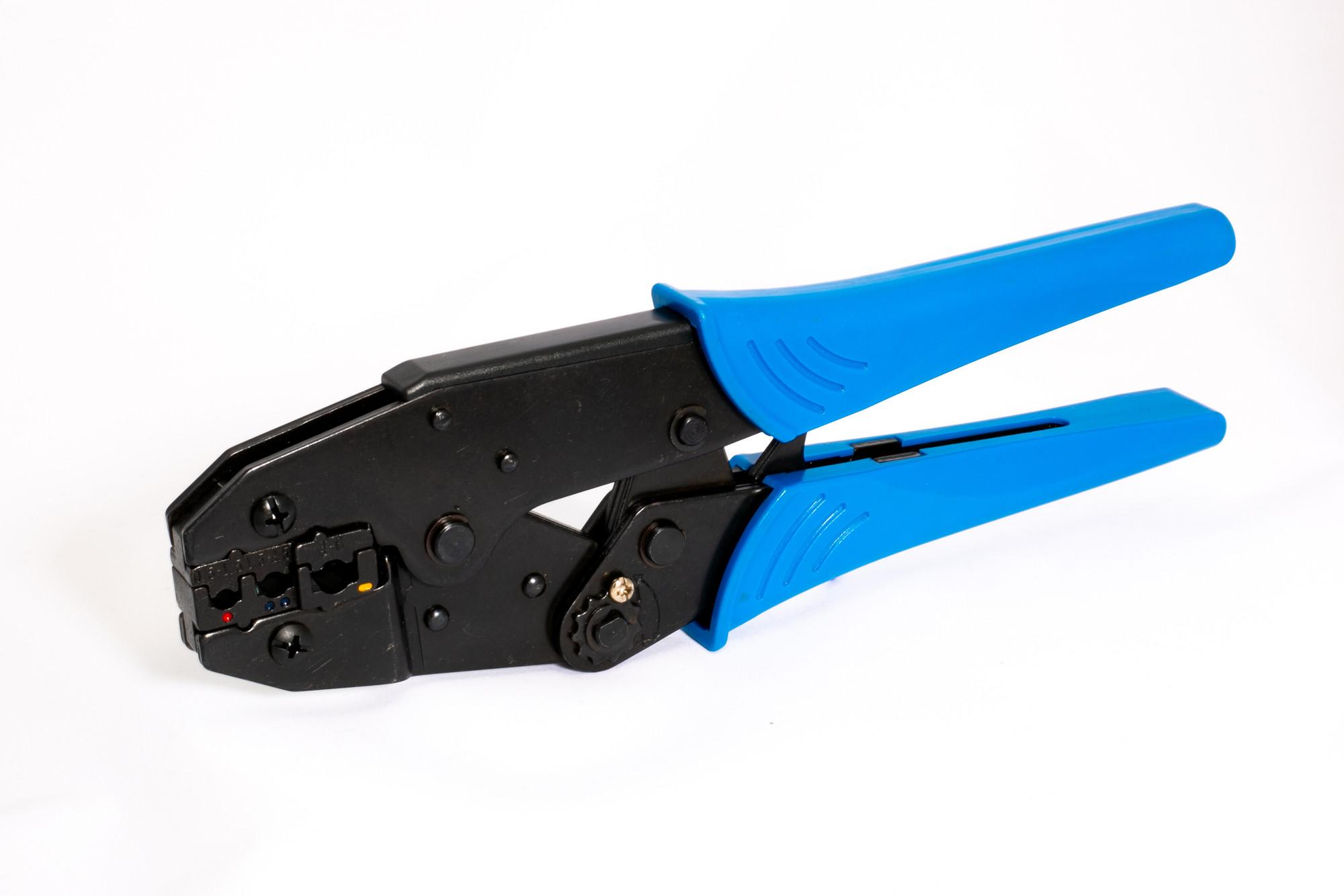 Geïsoleerde kabelschoen 0,5 t/m 6mm2