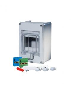 4 modulen kast IP55