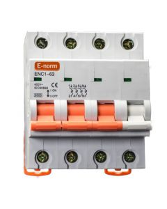 Installatieautomaat 3p+n 25a-b 6KA