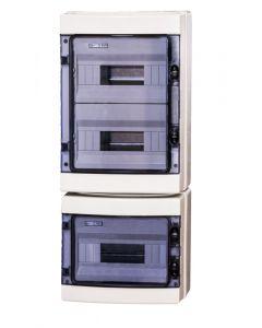 36 modulen kast IP65