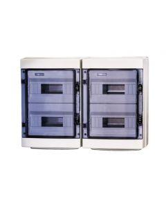 48 modulen kast IP65
